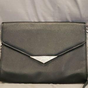 Jessica Simpson Black Shoulder Bag/Clutch